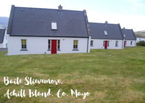 Baile Slievemore Holiday Homes on Achill Island