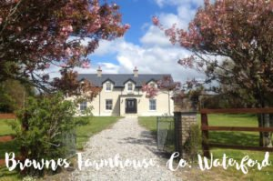 Brownes Farmhouse Self Catering House in Dungarvan