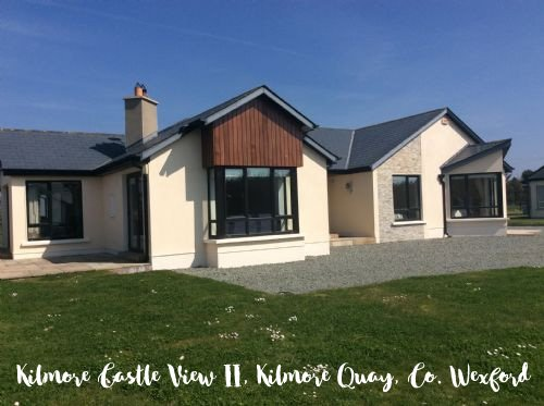Castleview Holiday Home in Kilmore Quay Wexford