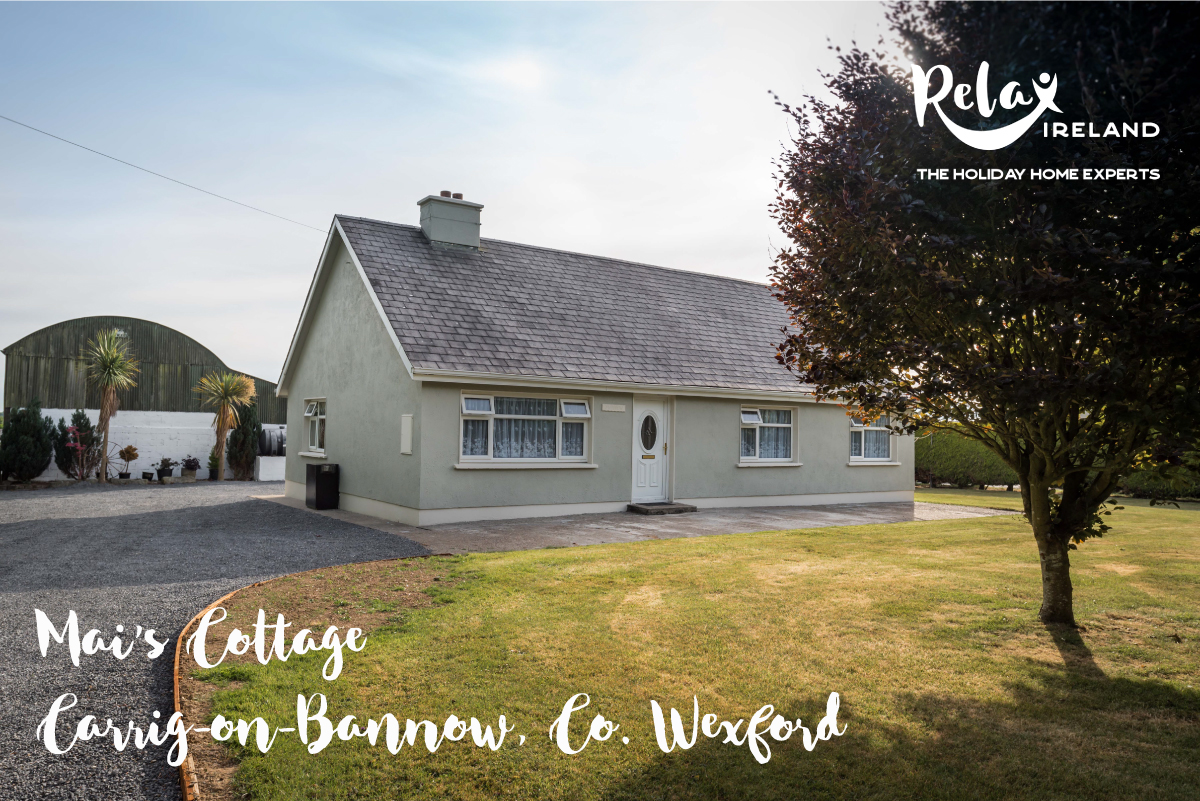Mais Cottage Holiday Home in Carrig on Bannow Wexford