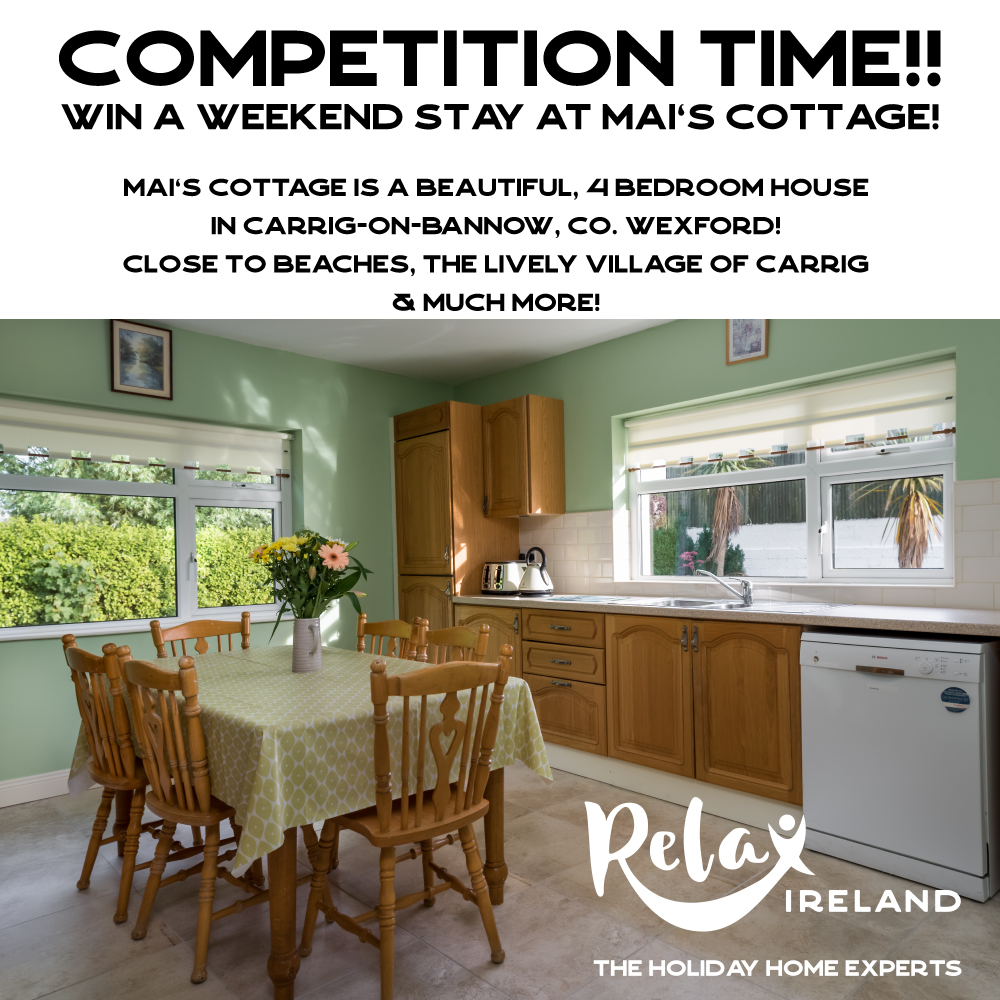 Mai's Cottage Competition T&C's