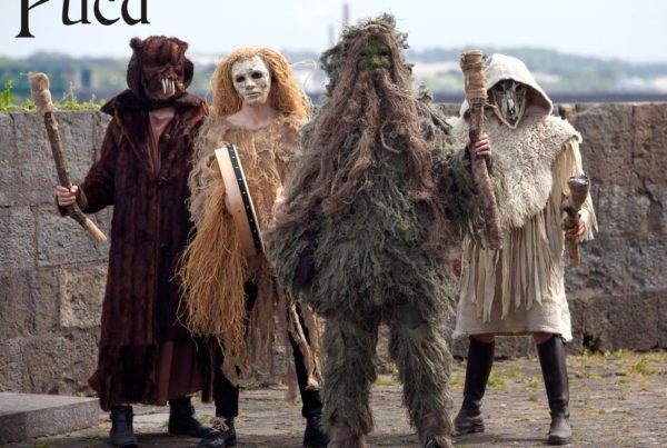 Puca Halloween Festival Ireland