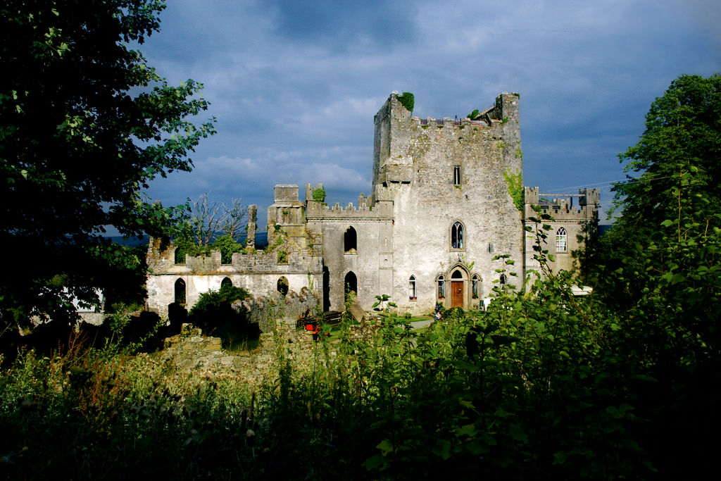 Irelands Most Haunted Castle Leap Castle in Co Offaly