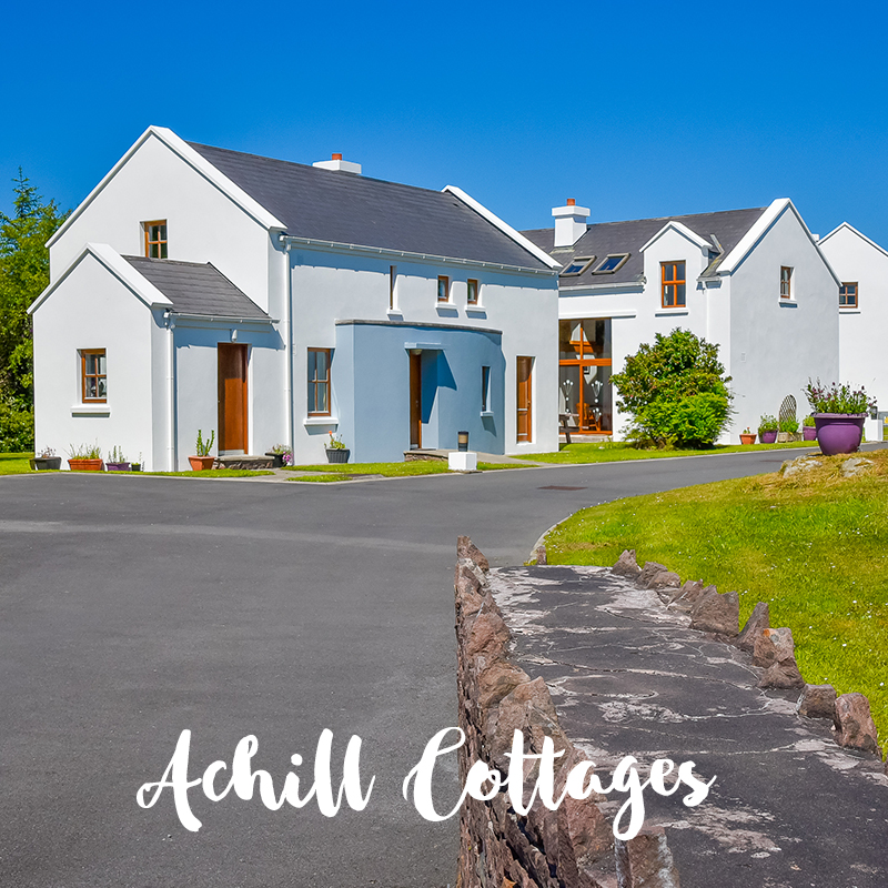 Achill Cottages Self Catering Accommodation on Achill Island