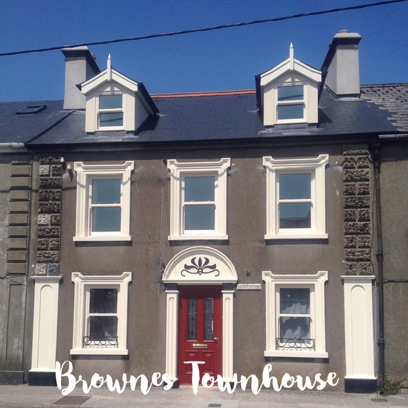 Brownes Townhouse Self Catering Accommodation Dungarvan Co Waterford