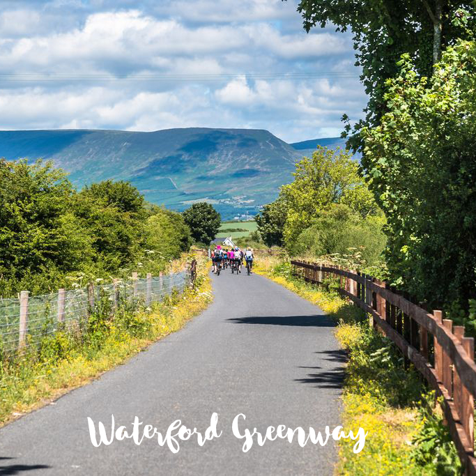 Waterford Greenway Cycle Track