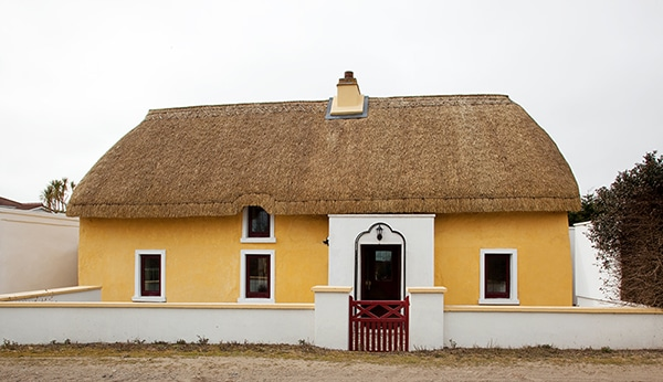 Sutton Cottage Thatched Holiday Cottage Ireland