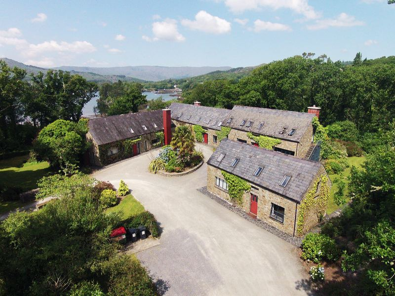 Silver Birch Large Luxury Holiday Home in West Cork