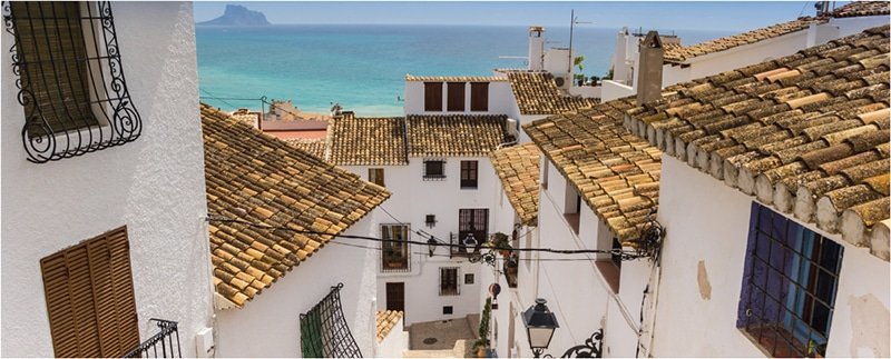 Altea Old Town